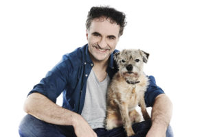 The Supervet: Noel Fitzpatrick with Keira